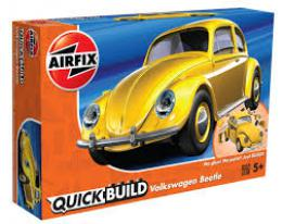 AIRFIX 6023 Quickbuild VW Beetle Yellow