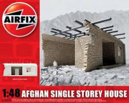 AIRFIX 1/48 Afghan Single Storey