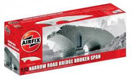AIRFIX 1/76 Narrow Road Bridge Broken Span