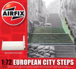 AIRFIX 1/72 European City Steps