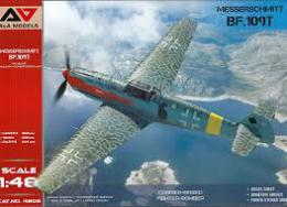 A&A Models 1/48 Bf-109T Carrier-based fighter-bomber