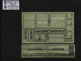 ABER 1/35 35-173 Armoured personnel carrier Sd.Kfz. 251/1 Ausf. D - vol. 7 - additional set - back seats and boxes for DRA