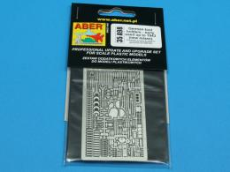 ABER 1/35 35A098 German tool holders - early used up to 1943 (new relase) - zvìtšit obrázek
