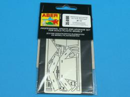 ABER 1/35 35A100  Adittional armour for US Tank Destroyer M10