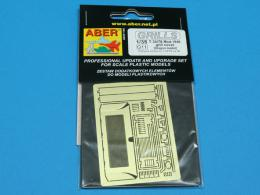 ABER 1/35 35G11 Grille cover for russian tank T-34/76 model 1940
