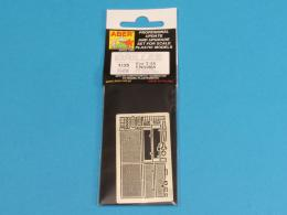 ABER 1/35 35G29 Grilles for Russian Tank T-55A also for T-55 ENIGMA