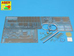 ABER 1/35 35K20 FULLPACK Pz.Kpfw. VI Ausf.E (Sd.Kfz.181) Tiger I – Late version