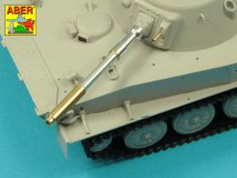 ABER 1/35 35L-309 76,2 mm D-56T barrel for Russian PT-76 mod.1951