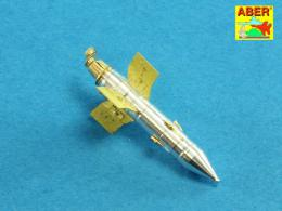 ABER 1/35  P-27 Soviet anti-tank guided rocket 9M14 Malyutka (AT-3 Sagger)