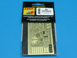 ABER 1/48 003 M4 Sherman early production