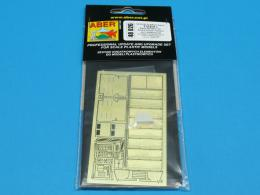 ABER 1/48 026 Sd.Kfz.181 Pz.Kpfw.VI Ausf.E Tiger I early fenders for Afrika Korps version