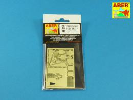 ABER 1/48 050 88 mm Anti-Aircraft Gun ARMOUR for Flak 36/37