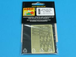 ABER 1/48 A04 Jerry can set (for Tamiya set no. 32510)