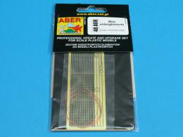 ABER 1/48 A08 Wire entanglements