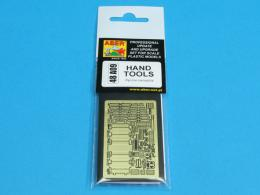 ABER 1/48 A09  Hand tools