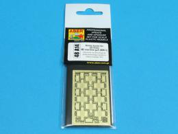 ABER 1/48 A14 Ammo boxes for US Army M2 machine gun (WW II)