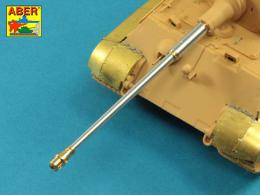 ABER 1/48 48L-14 Barrel for German 8/8cm Kw/K 43/3 (L/71) gun used on King Tiger Production Turret