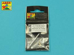 ABER 1/48 48L-15  Tank Gun Barrel for British Sherma VC Firefly