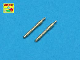 ABER 1/48 48L-20 Barrels for German Tank MG 34 machine guns