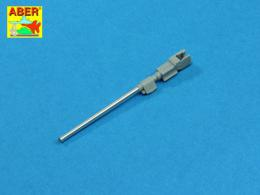 ABER 1/48 48L-25 Russian 76,2mm F-34 tank Barrel for T-34/76