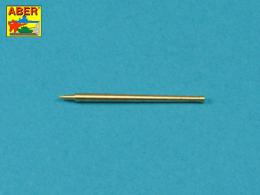ABER 1/48 48L-31 German 37mm KwK A 7 L/42 tank gun barrel for Pz.Kpfw. 38(t)
