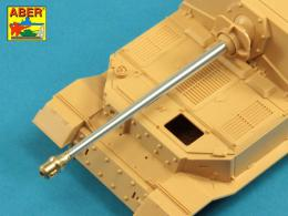 ABER 1/48 48L-35 German 88mm Pak 43/2 L/71 barrel for Sd.Kfz.184 Elefant