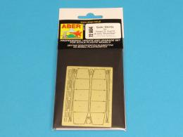 ABER 1/72 A04 Side skirts for PzKpfw IV Ausf.G/ Early Brummbar