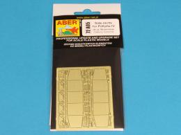 ABER 1/72 A05 Side skirts for PzKpfw IV (H/J) Brummbar