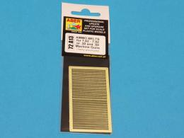 ABER 1/72 A13  Ammo belts 7,62-7,92 or .30 and .50