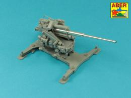 ABER 1/72 72L-73 Barrel for German 128mm Flak 40 Anti-Aircraft Gun