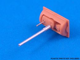 ABER 1/72 72L-30 British 40 mm 2 pdr. tank barrel for Matilda Mk.II