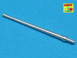 ABER 1/72 72L-39 Russian 85 mm D-5S tank barrel for tank destroyer SU-85