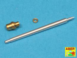 ABER 1/72 72L-52  German 75mm Pak 39/L/48 gun barrel for Jagdpanzer IV