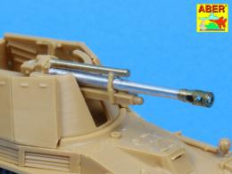 ABER 1/72 72L-55 German 105mm barrel for LeFH 18 Wespe