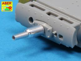ABER 1/72 72L-59 75mm KwK 37 L/24 barrel for Pz.Kpfw.III.Ausf.N