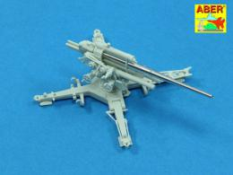 ABER 1/72 72L-63 German 88mm L/56 single-piece barrel for Flak 36 and Flak 37