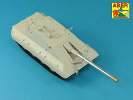 ABER 1/72 72L-67 170mm A/T gun barrel for German Jagdpanzer E-100