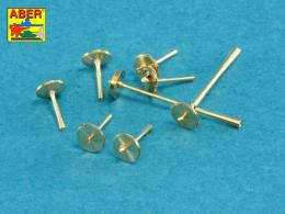 ABER 1/72 72L-69 Light additional armament for Soviet tank JS-7