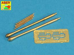 ABER 1/32 A32026 Set of two barrels for Japanese 30 mm Type 5 aircraft machine cannons