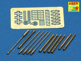 ABER 1/32 A32110 Armament for German fighter Me 110 C/D