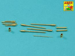ABER 1/32 A32114 Armament for German fighter Fw-190 A7-D10