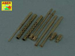 ABER 1/48 A48106 Armament for Japanese fighter Mitsubishi A6M5 Zero