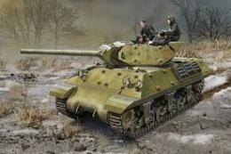 ACADEMY 1/35 USSR M10 Wolverine  Lend-Lease