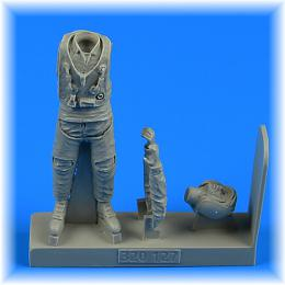 AEROBONUS 1/32 Modern Russian Air Force Fighter Pilot