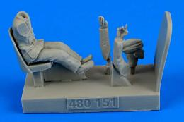 1/48 RAF Driver WWII for Bedford MWD (AIRFIX)