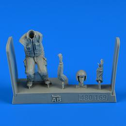 1/48 Warshaw Pact Aircraft Mechanic - part 5