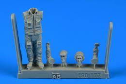1/48 Soviet Aircraft Mechanic - Warsaw pact No.1