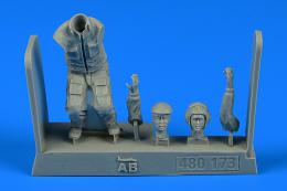 1/48 Soviet Aircraft Mechanic - Warsaw pact No.2