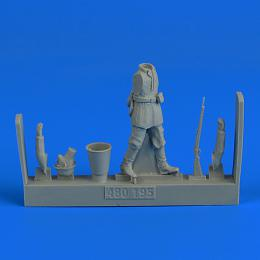 1/48 German Infantry WWII No.3 (1 fig.)