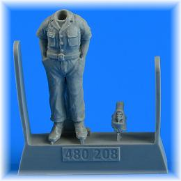 AEROBONUS 1/48 USAF WWII Aircraft Mechanic (1 fig.)